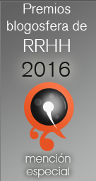Premios Blogosfera de RRHH 2016
