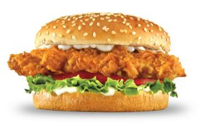 Posted images facepunch for Carl s jr fish sandwich