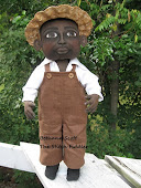 African Male Doll