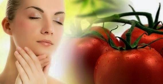 Perawatan Wajah Alami Dengan Buah Tomat Agar Kulit Sehat