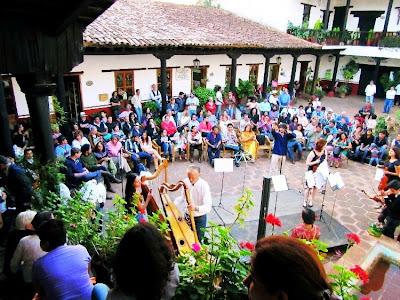 Festival Huellas in Pátzcuaro, Michoacán