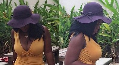 See What This Sexy Naija Babe Is Flaunting