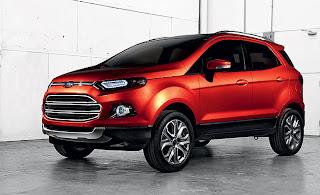 Fotos do novo Ford EcoSport - 2013