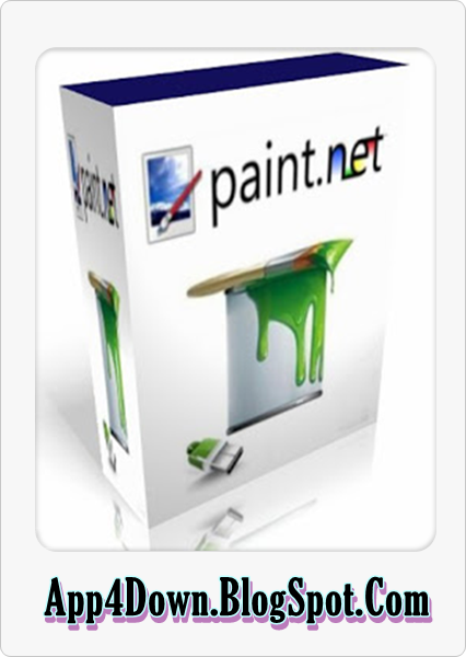 Paint.NET 4.0.7 For Windows Full Version Free Download