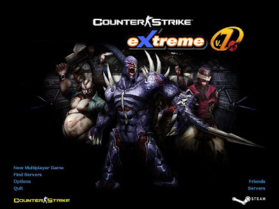 Free Download CS (Counter Strike) Extreme v7 Beta Gratiss