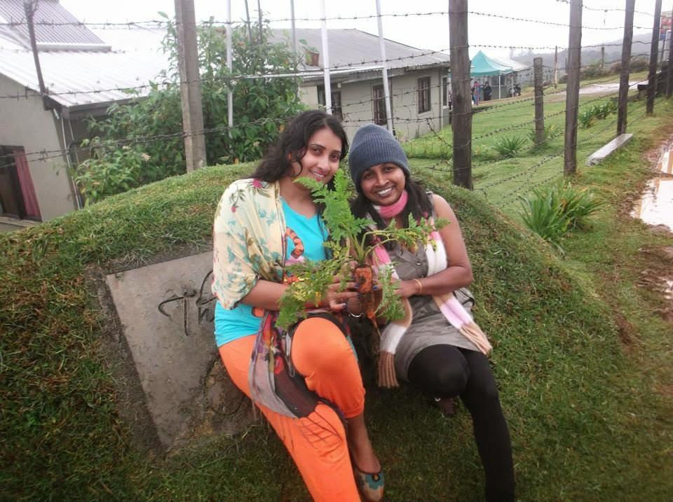 madhu nithyani at carrot