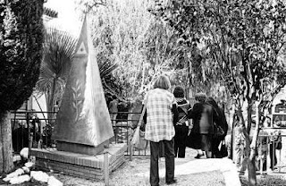 El cementerio masón de Buñol