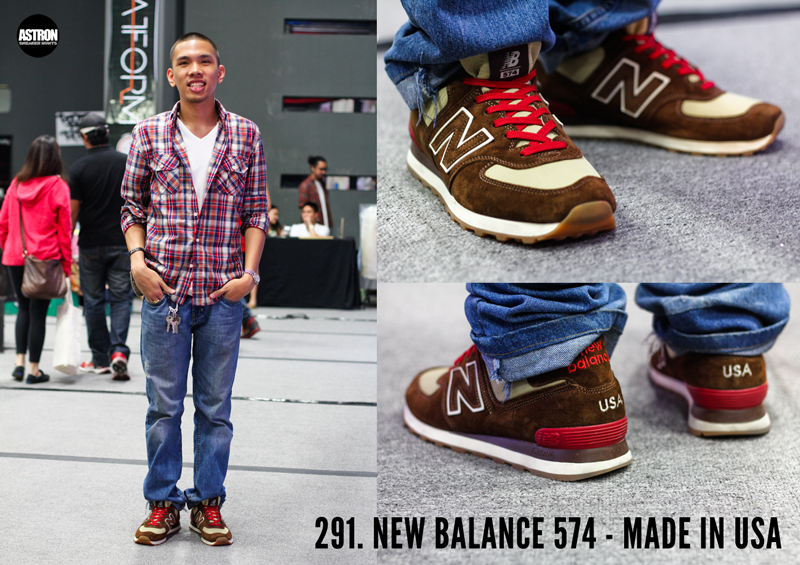 new balance 574 trend pack