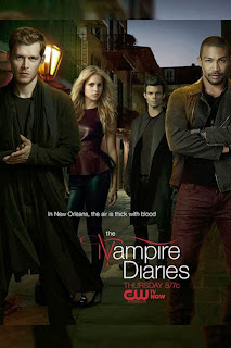 Capa The Vampire Diaries S05E01 HDTV RMVB Legendado tvd6