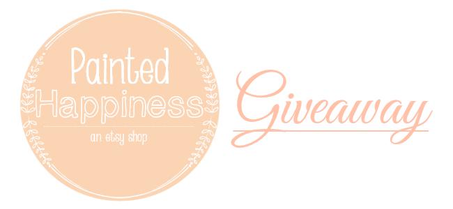 painted happiness giveaway