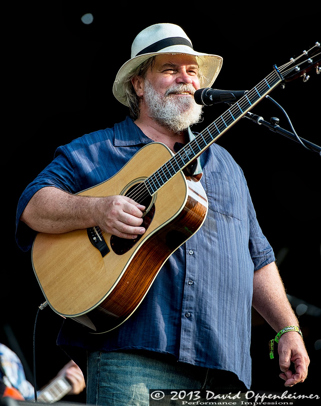 Vince Herman with Leftover Salmon