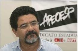 Aldo Santos: Coordenador da Subsede da APEOESP-SBC