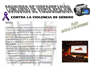 CONCURSO DE VIDEO CREACIÓN
