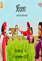 Haani 2013 Punjabi Movie Full Watch Online