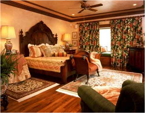 Old world bedroom design ideas simple home architecture for Old world home designs