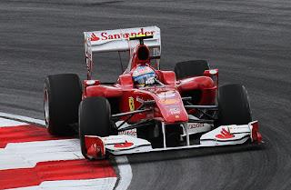Gambar Mobil Balap F1 Ferrari 05