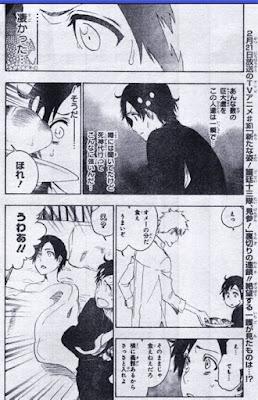 Bleach Manga Spoilers, Bleach Spoilers Confirmed 481, Bleach Spoilers 482, Bleach Manga Spoilers 483