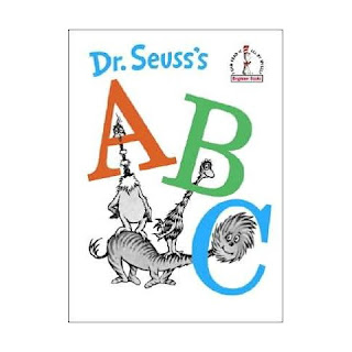 Cover of Dr. Seuss's A B C