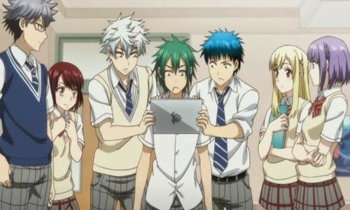 Yamada-kun to 7-nin no Majo (OVA) Episode 1 Subtitle Indonesia