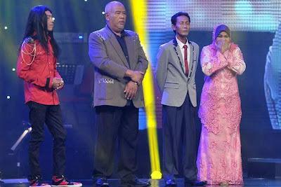 Malaysia, Artis Malaysia, Selebriti, Hiburan, Milik, Siapa, Gelaran, Juara Kilauan Emas 3