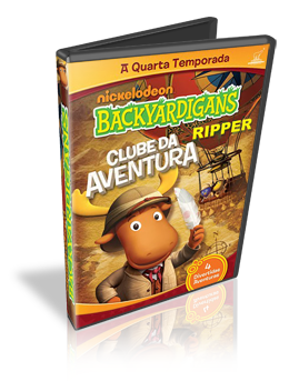 Download Backyardigans Clube da Aventura Dublado (AVI + RMVB)