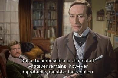Η θεωρία του Sherlock Holmes: