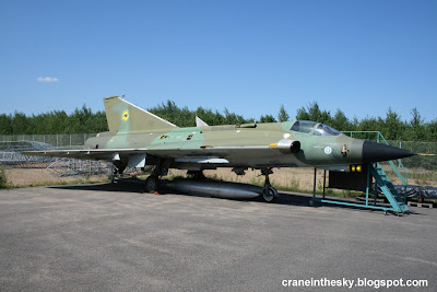 Авиационный музей в Лаппеенранте