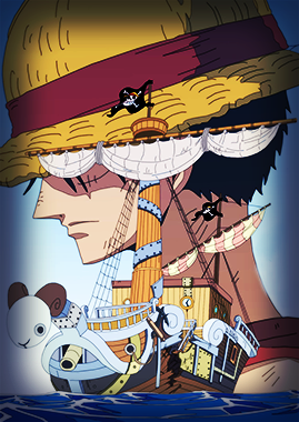 One Piece Special 7: Episode Of Merry 2013 poster
