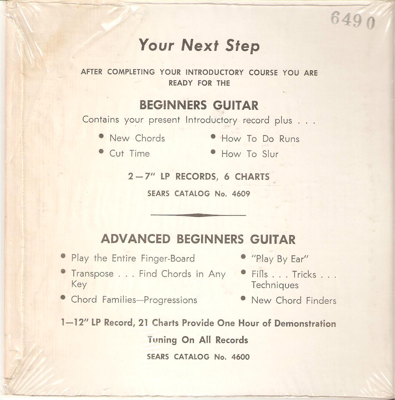 Some Local Loser Rhythm Guitar Read Listen Learn