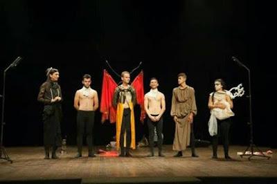 Grupo teatral de Pires Ferreira leva dois prêmios em Fortaleza.