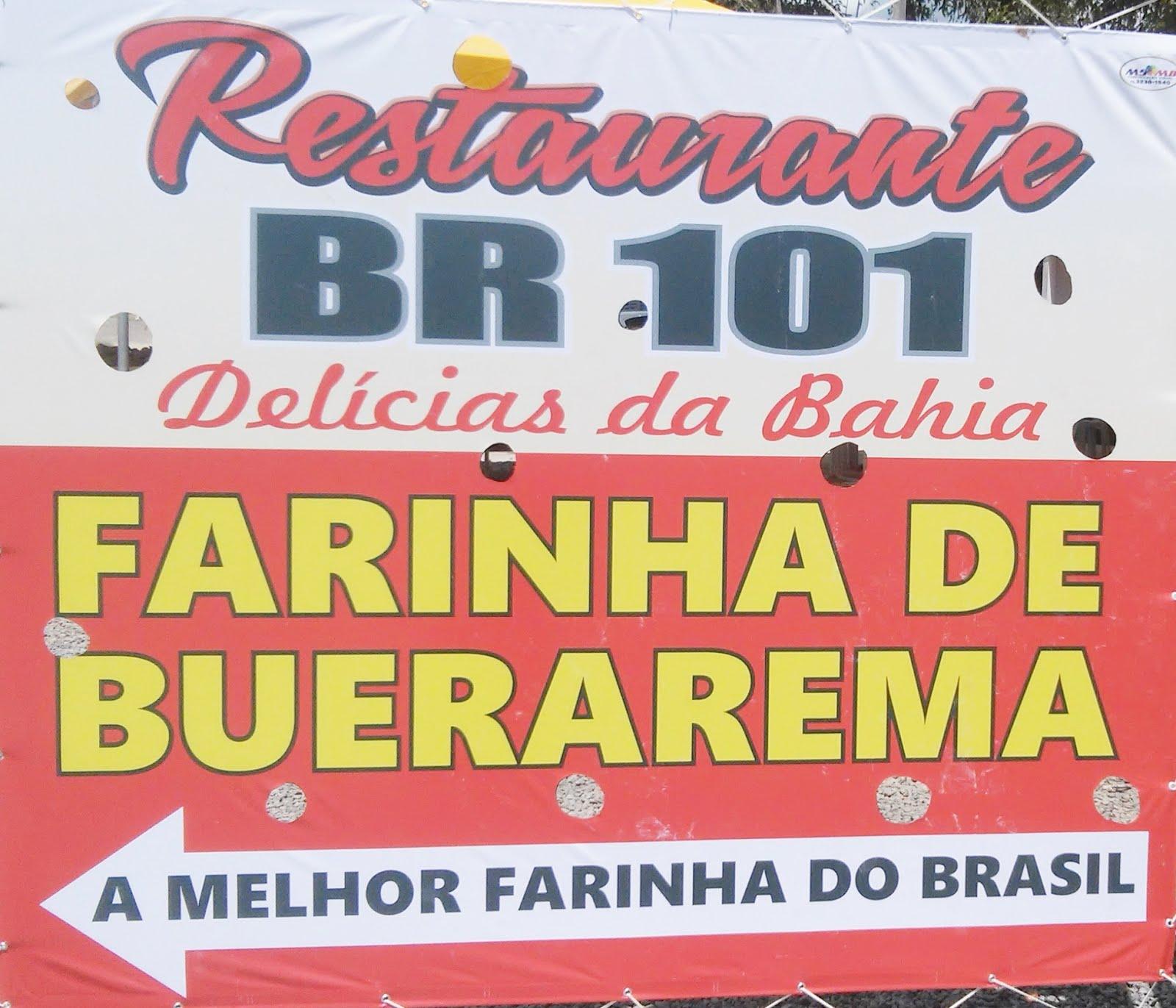 RESTAURANTE BR 101 A MAIS NOVA OPÇÃO PRA VOCÊ!!