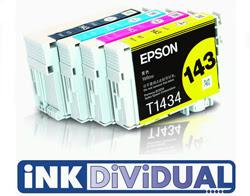 Раздельные картриджи Epson