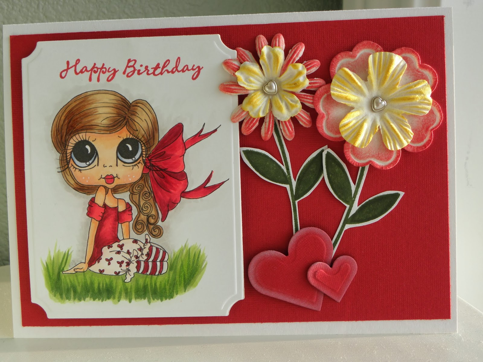 Birthday Cards For Sister In Law ~ Free birthday cards for sister in law card design ideas