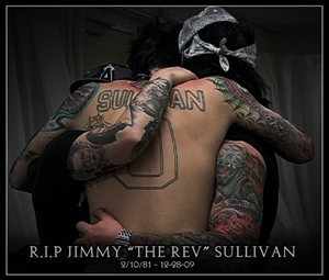 RIP The Rev Sullivan