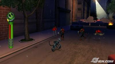 Ben 10 : Alien Force Vilgax Attacks