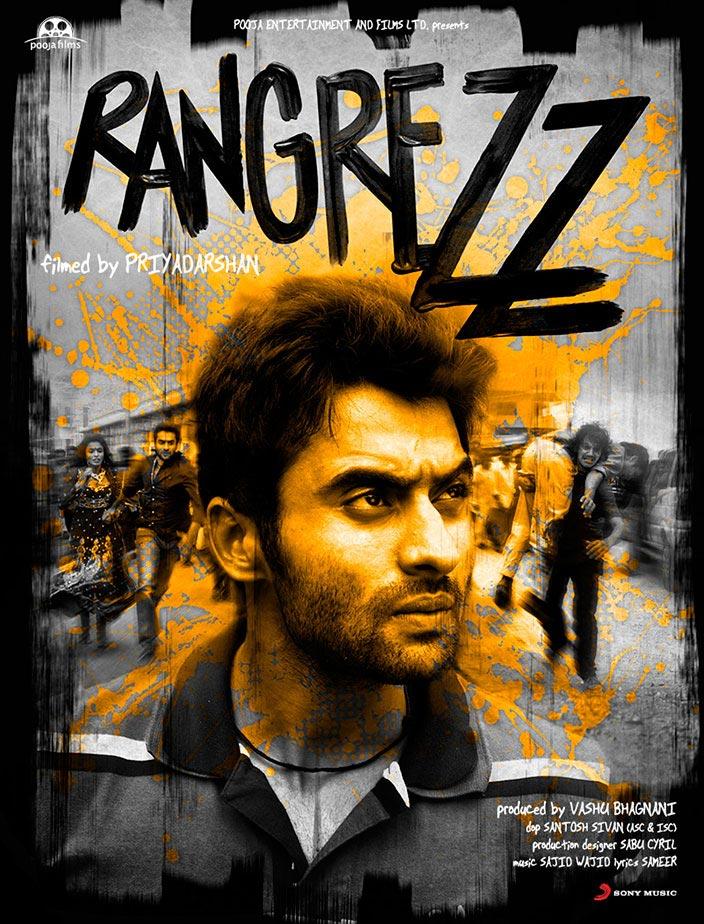 Rangrezz - Poster (2013)