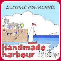 Handmade Harbour digi stamps