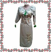 Сукня вишивана