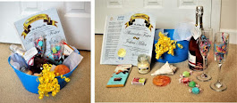 Sweet Honeymoon Basket & Certificate