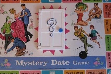 Mystery date movie in Perth