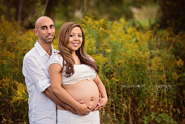 Maternity Portraits - Geogetown, ON