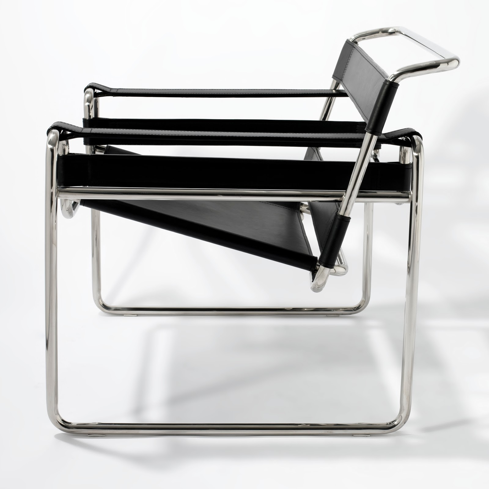 Bauhaus Lounge Chairs - The wassily chair designed by marcel breuer at bauhaus