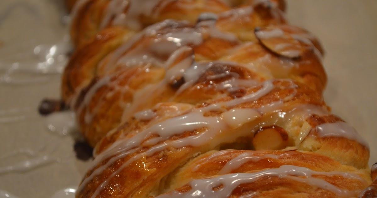 Braided Danish Coffee Cake