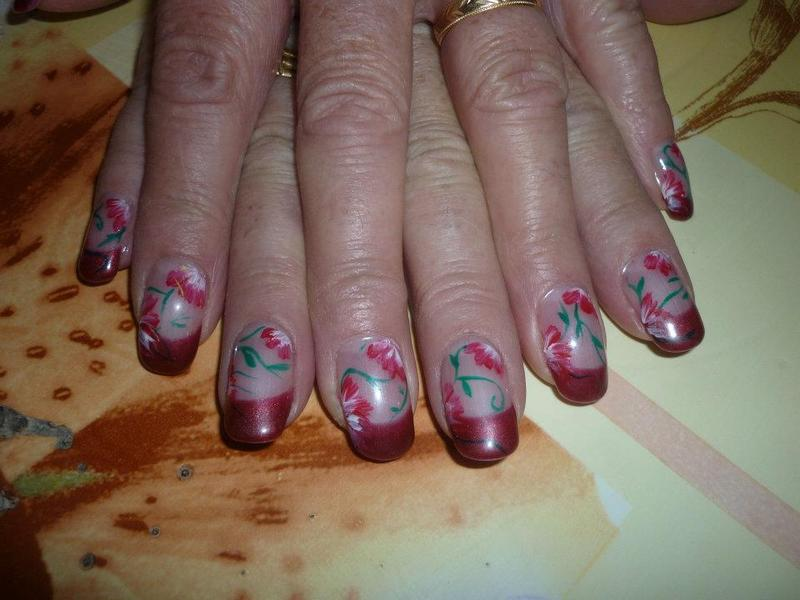 Nail Art Idea: e-nail art gallery