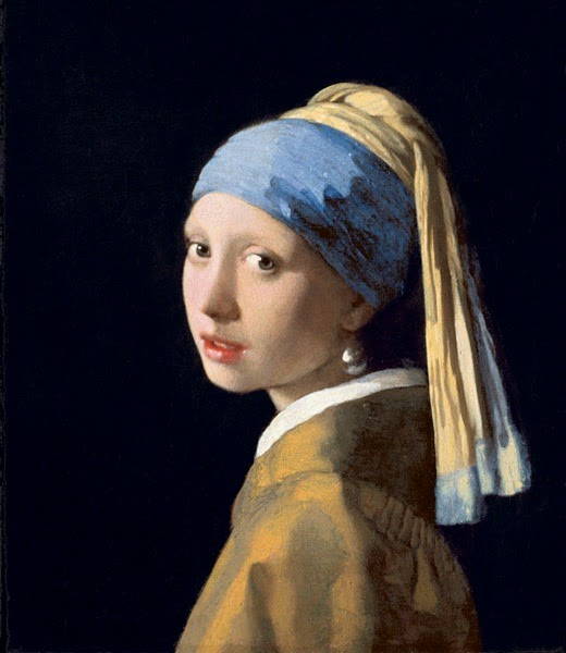 Art Eyewitness: Girl with a Pearl Earring at the Frick ...