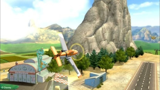 Screenshot of Disney's Planes video game