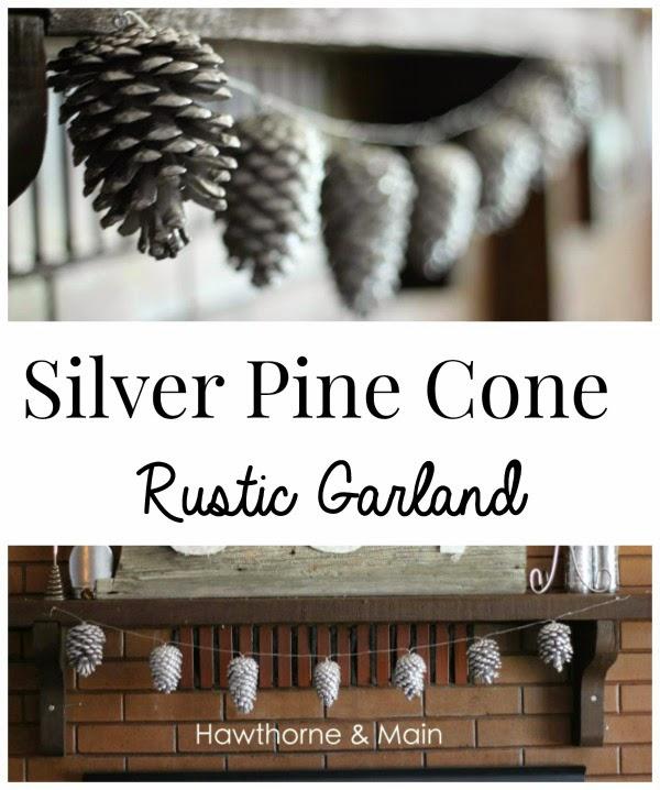 silver-pine-cone-rustic-garland