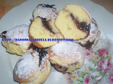 MUFFINS RIPIENI DI MARMELLATA