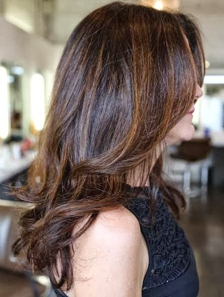 Cute Brunette Hair Color