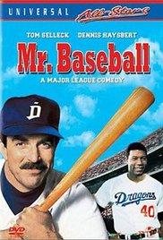 Watch Mr. Baseball Online Free 1992 Putlocker